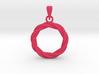 0210 Knot Pendant [3,3] (3cm) #001 3d printed
