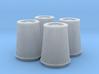 1/18 K&N Cone Style Air Filters TDR 5167 3d printed
