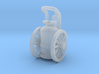 Wheeled Fire Extinguisher 2 Z Scale 3d printed Wheeled Fire Extinguisher Z scale