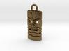 Tiki Mask - Pendant - V2 - 1.5 3d printed