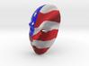American Mask.wrl 3d printed