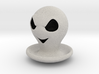Halloween Character Hollowed Figurine: Evil Ghosty 3d printed