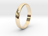 Ring Size 6 smooth 3d printed