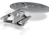 USS Venture X Refit Mrk II 3d printed