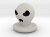 Halloween Character Hollowed Figurine: AngryGhosty 3d printed