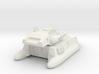 """Hovertank """"Puma"""" 6mm Battletech 3d printed"""
