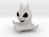 Halloween Character Hollowed Figurine: DevilGhosty 3d printed