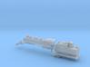 N-Scale Rio Grande L-77 2-6-6-0 Steam Locomotive 3d printed