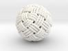 Big Globe Knot 3d printed