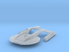 SF Torpedo Cruiser 1:5000 3d printed