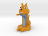 Squirrel Cable Holder 3d printed