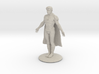 Superman Scupture 3d printed