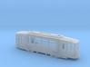 Tram Gotha T2  (1:120) 3d printed