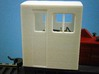 F Scale critter cab 3d printed Detail of the Cab Door & Window