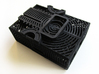 ButterPi Case 3d printed In Black Strong & Flexible