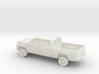 1/64 1994-01 Dodge Ram Crew Cab 3d printed