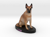 Custom Dog Figurine - Liam 3d printed