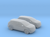 1/160 2X 2006-10  Ford Edge 3d printed
