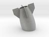 Peaceful Bomb Vase 3d printed