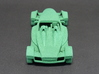 1:43 Formula-ppoino Standard (Md021) 3d printed