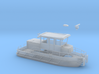 Arbeitsboot WSA Crange 3d printed