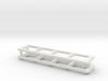 Heng Long KV 1 Air intake frames 3d printed