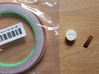Apple Replacement Battery Cap 3d printed Non-Conductive Material w Copper Tape (Makerbot Print)