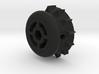 Bottlecap Tone Knob - 6MM 3d printed