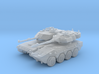 1/200 Centauro arm. car and C1 Ariete tank 3d printed