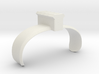 DJI Phantom - Snap Strap with Picatinny Rail 3d printed