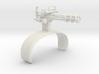 DJI Phantom - Snap Strap with Mini Gun 3d printed