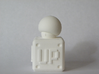 1 UP 3d printed From the Right