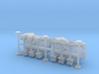 Minenwurfsystem Skorpion 1/285 6mm 3d printed