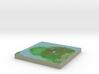 Terrafab generated model Sat Jul 04 2015 12:51:26  3d printed